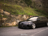 Audi A6 Avant Quattro – ADV5S Track Function CS Series Wheels