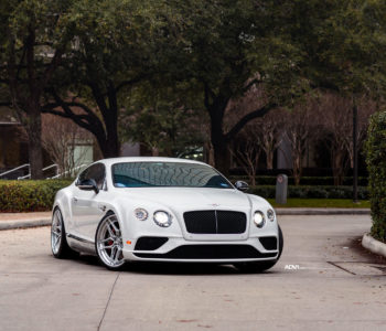 Bentley Continental GT V8S – ADV510 Track Spec Advanced Wheels