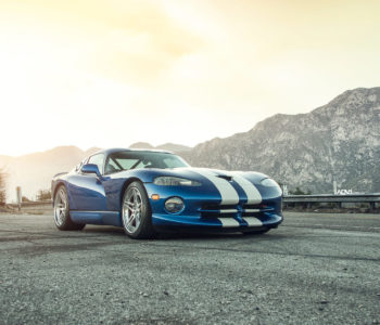 Dodge Viper – ADV05 Track Spec Advanced – ADV.1 Wheels