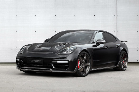TOPCAR Porsche Panamera 971 GT Edition - ADV5 M.V2 CS Series Wheels