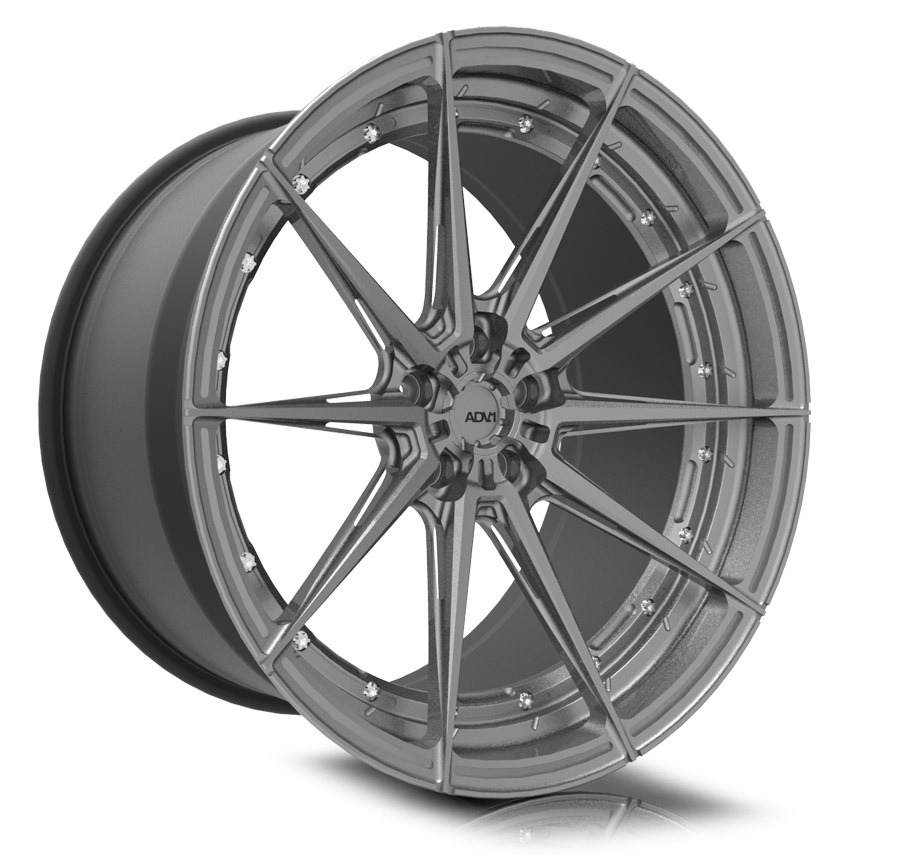 ADV10 TRACK SPEC Advanced Series Three-Piece Forged Wheels