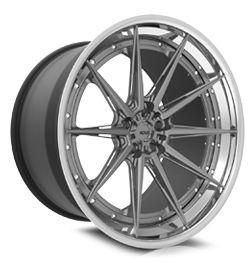 ADV10 Track Spec Advanced Series Three-Piece Wheels
