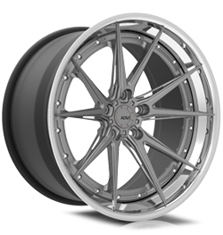 ADV5.2 Track Spec Advanced Series Three-Piece Wheels
