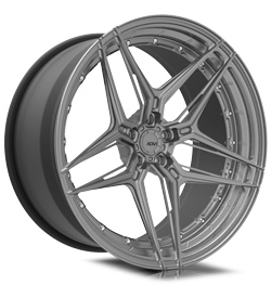 ADV510 M.V2 Advanced Series Two-Piece Forged Wheels