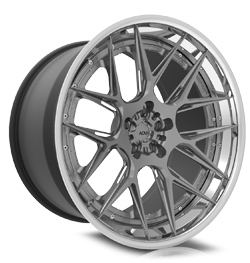 ADV7 Track Spec Advanced Series Three-Piece Wheels