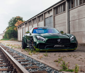Malachite Green Prior Design Mercedes AMG GT S – ADV5.0 M.V2 CS Series Wheels