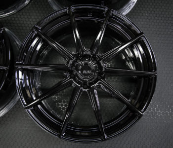 ADV10 M.V2 SL Series Wheels – Porsche Panamera – Gloss Black
