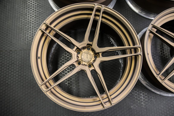 ADV05 M.V2 CS Series Wheels – Ferrari 488 GTB – Matte Bronze