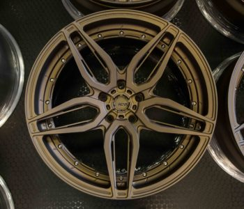 ADV005 M.V2 Advanced Series Wheels – Mercedes G Class – Matte Bronze