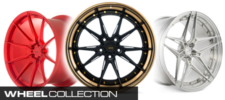 ADV.1 Forged Wheel Collection