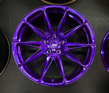 ADV5.0 FlowSpec Wheels – Polished Gloss Purple