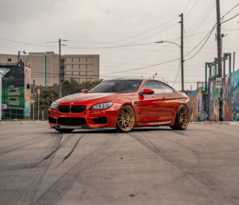 Sakhir Orange Orange BMW F13 M6 – ADV5.2 M.V2 CS Series Wheels